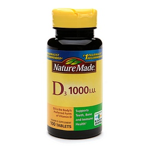 Vit D Nature-Made