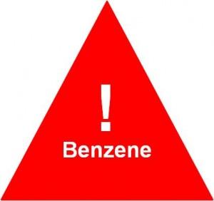 Benzene Warning